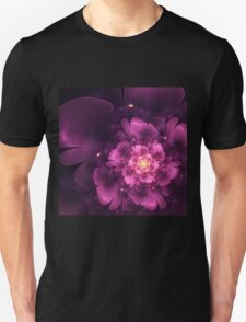 Tribute - Abstract Fractal Artwork Unisex T-Shirt