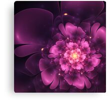 Tribute - Abstract Fractal Artwork Canvas Print