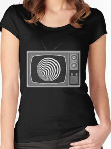 The Zone Women's Fitted Scoop T-Shirt