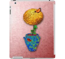 Marigolds for Tamarinde iPad Case/Skin