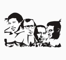 Mount Rushmore of Stand-Up Comedy T-Shirt
