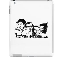 Mount Rushmore of Stand-Up Comedy iPad Case/Skin