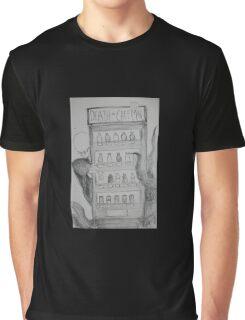 death by caffeine Graphic T-Shirt