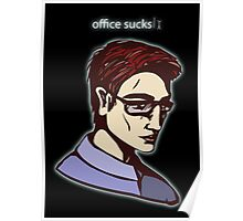 office manager Poster
