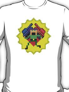 Tank Dodger - Heart of a Runner Icon T-Shirt