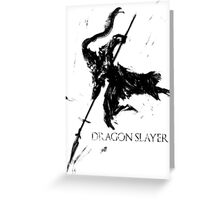 Dragonslayer Ornstein Greeting Card