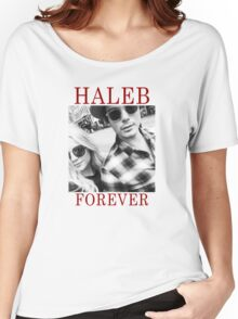 Haleb forever Women's Relaxed Fit T-Shirt