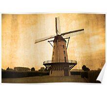 Le Moulin Jaune  Poster