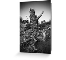 Strong Populus Greeting Card