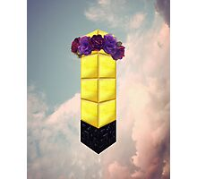 Flower crown of Pimps Photographic Print