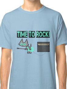 Time To Rock! Classic T-Shirt