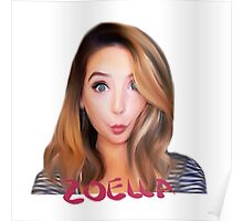 Zoe Sugg -Zoella Poster