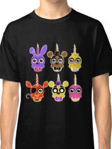 FNAF Cupcakes (6) Classic T-Shirt