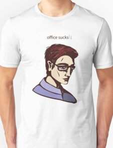 office manager Unisex T-Shirt