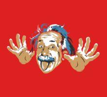 Crazy Einstein Kids Tee