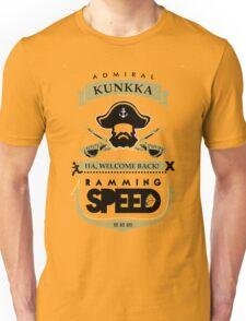 Admiral Kunkka Dota 2 Unisex T-Shirt