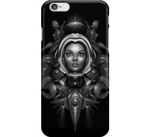 Space Horror 3000 iPhone Case/Skin