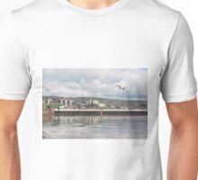 Pier: Duluth, Minnesota - United States of America Unisex T-Shirt