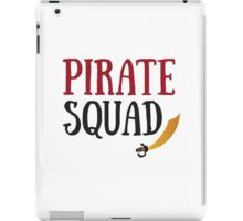 Pirate Squad iPad Case/Skin
