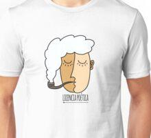 Licencia poetica  Unisex T-Shirt