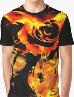 Let it Burn Graphic T-Shirt