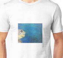 oil paint sea turtle Unisex T-Shirt
