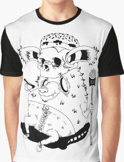 BearKing Graphic T-Shirt