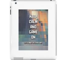 Gamer's Intuition iPad Case/Skin