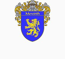 Meredith Coat of Arms/Family Crest Unisex T-Shirt