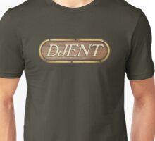 Djent Wood Sign Unisex T-Shirt