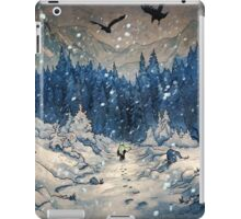 Snow Forest iPad Case/Skin