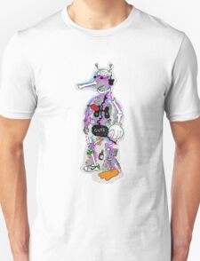 Quasimoto X-Ray Unisex T-Shirt