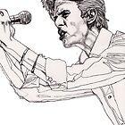 David Bowie by Paul  Nelson-Esch