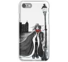 Detective Docherty and the Demon's Tears  iPhone Case/Skin