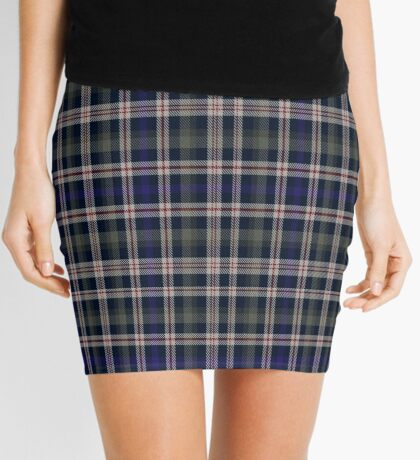 02671 City and County of St. Louis Fashion Tartan  Mini Skirt