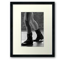 Boots II Framed Print