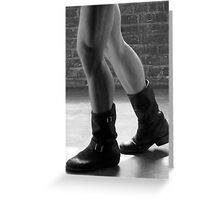 Boots II Greeting Card