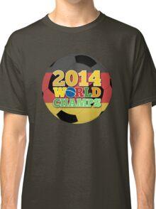2014 World Champs - Germany Classic T-Shirt