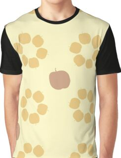 Apple background Graphic T-Shirt
