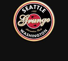 Grunge Seattle Washington Hoodie