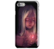 my soul  is burning bright iPhone Case/Skin