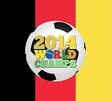 2014 World Champs Ball - Belgium by crouchingpixel