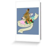 Deerly You Greeting Card