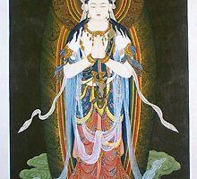 Thangka painting by navaram