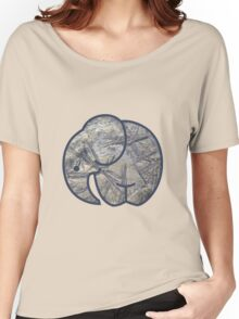 Elephant Ice Women's Relaxed Fit T-Shirt