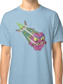 Rick and Morty - Scary Terry Missile Classic T-Shirt