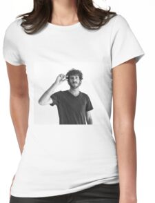 Lil Dicky Womens Fitted T-Shirt