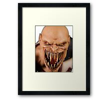 Baraka Cute [4K] Framed Print