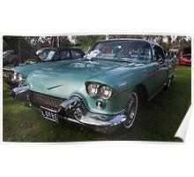 1956 Cadillac Eldorado Poster