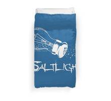 Salt Light Duvet Cover
